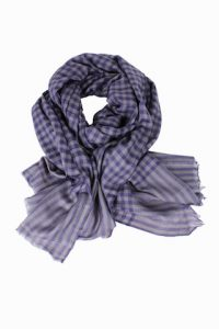 Foulard cashmere cuadros diversity lovers mosquetonbcn calidad suave